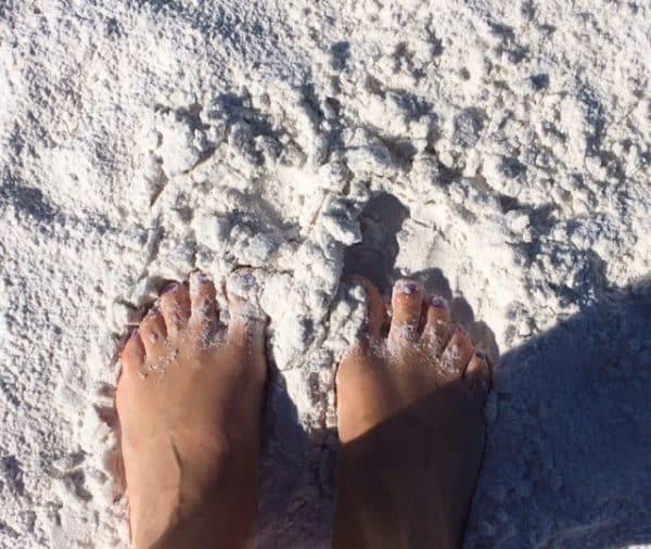 areia branca
