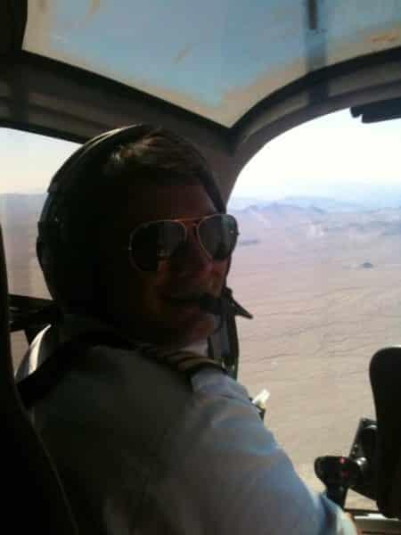 nosso piloto...