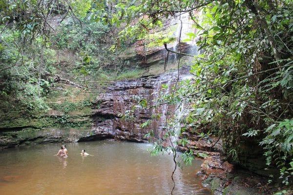 Cachoeira dos Marimbondos