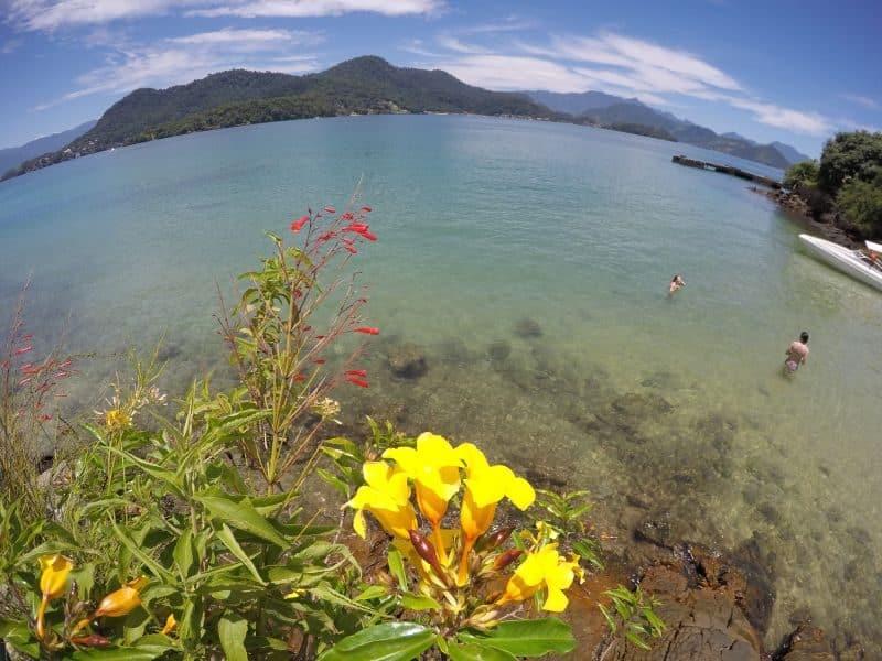 Ilha Grande passeio praias paradisíacas Praia da Piedade