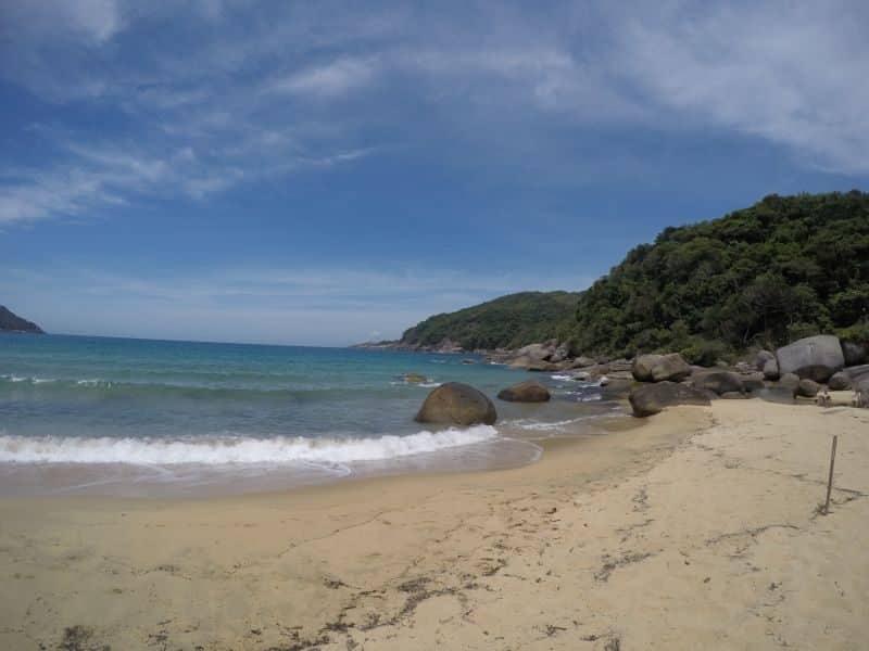 praia de parnaioca ilha grande