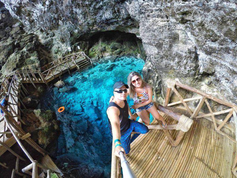 Hojo Azul punta Cana caribe