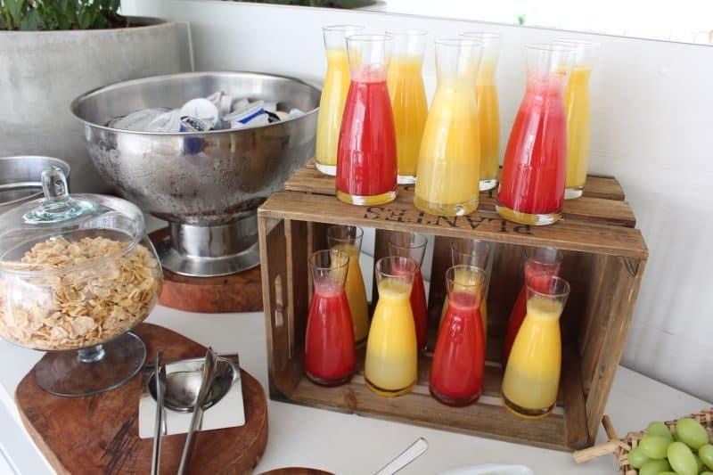 Maui Maresias Hotel café da manhã
