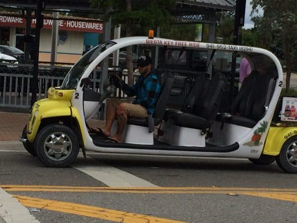 taxi siesta