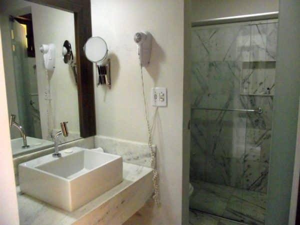 banho luxo