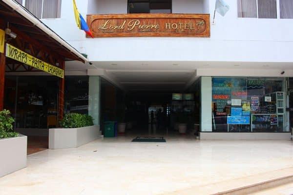 Lan House fica neste corredor