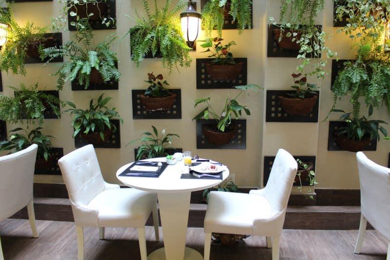 hospedagem no Rio BW Plus Copacabana Design restaurante