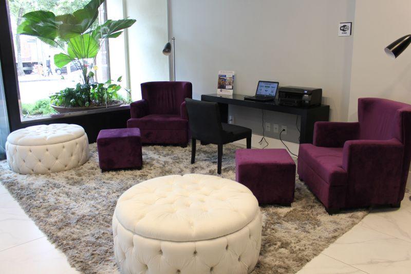 hospedagem no Rio BW Plus Copacabana Design