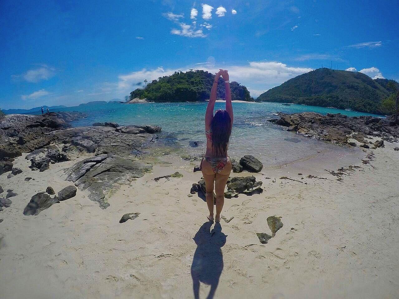 ilha de cataguas parad passeio ilhas paradisíacas