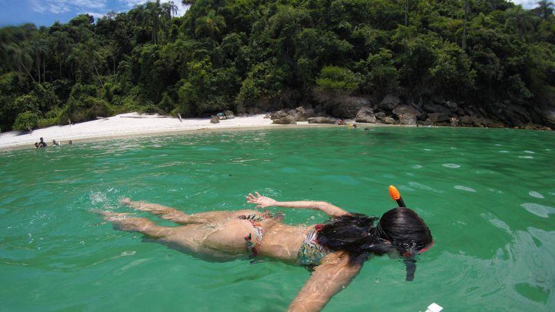 Ilha Grande passeio praias paradisíacas Ilha do Dentista