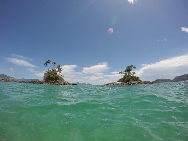 Ilha Grande passeio praias paradisíacas  Ilha da Botina