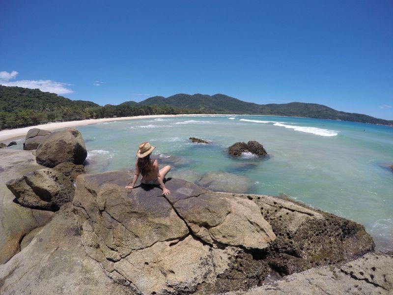guia de ilha grande praia de lopes mendes