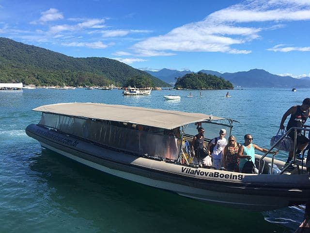 ilha grande vila nova tour