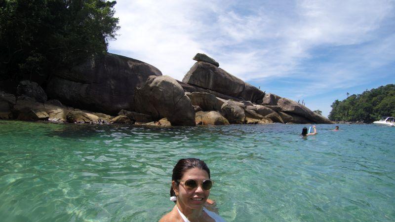 praia de caxadaço ilha grande