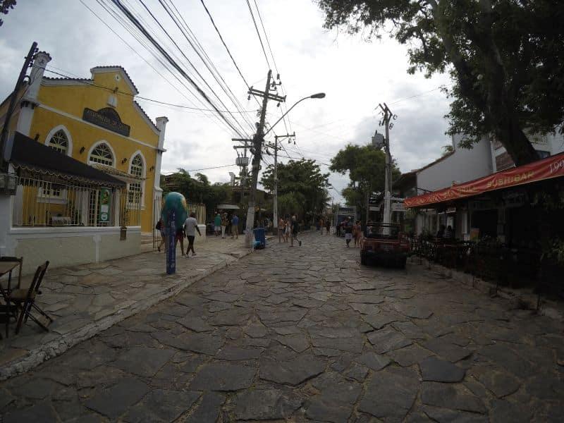 Rua de Pedra Búzios