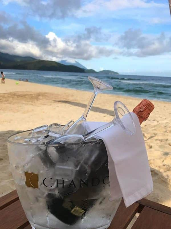 Maui beach chandon