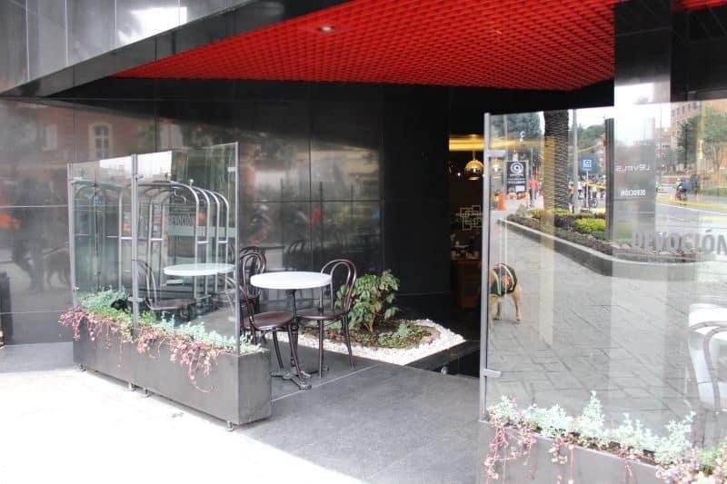 Hotel Hilton Bogotá na Colômbia 63