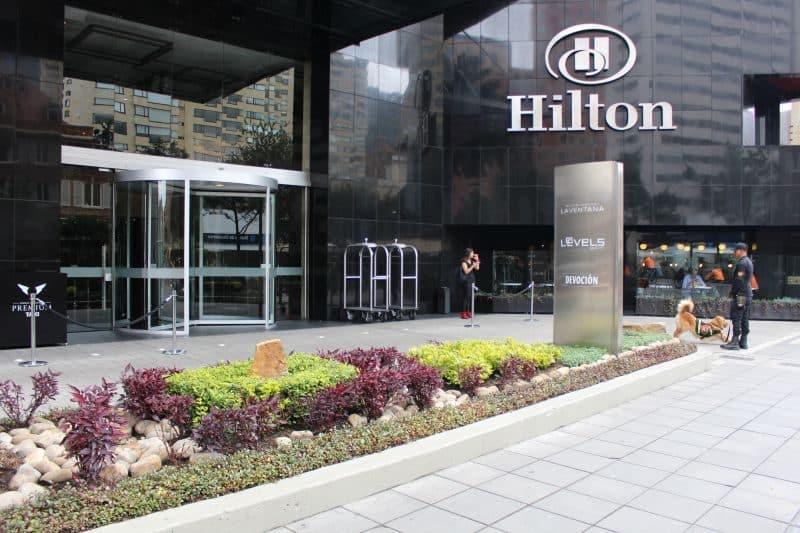 Hotel Hilton Bogotá na Colômbia 5