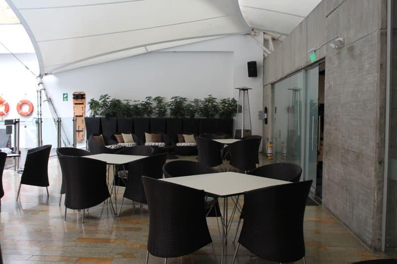 Hotel Hilton Bogotá na Colômbia 35