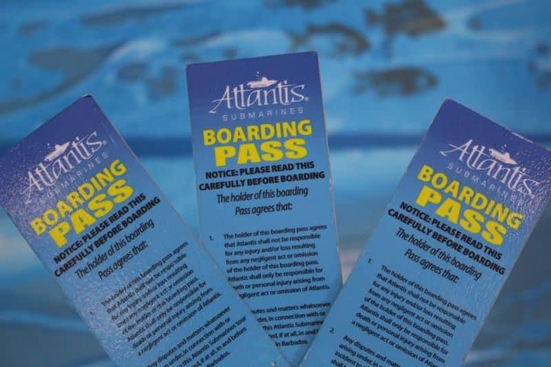 Atlantis Submarine Barbados 13