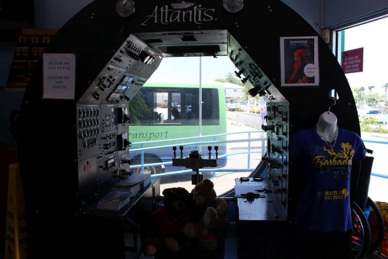 Atlantis Submarine Barbados 9
