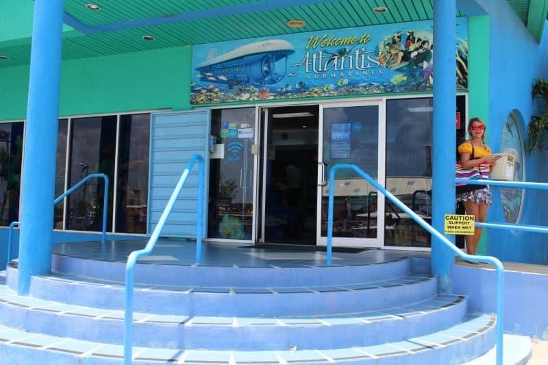 Atlantis Submarine Barbados 3