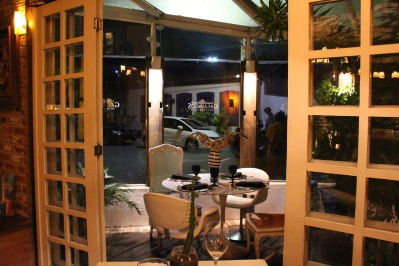 restaurante galapagos
