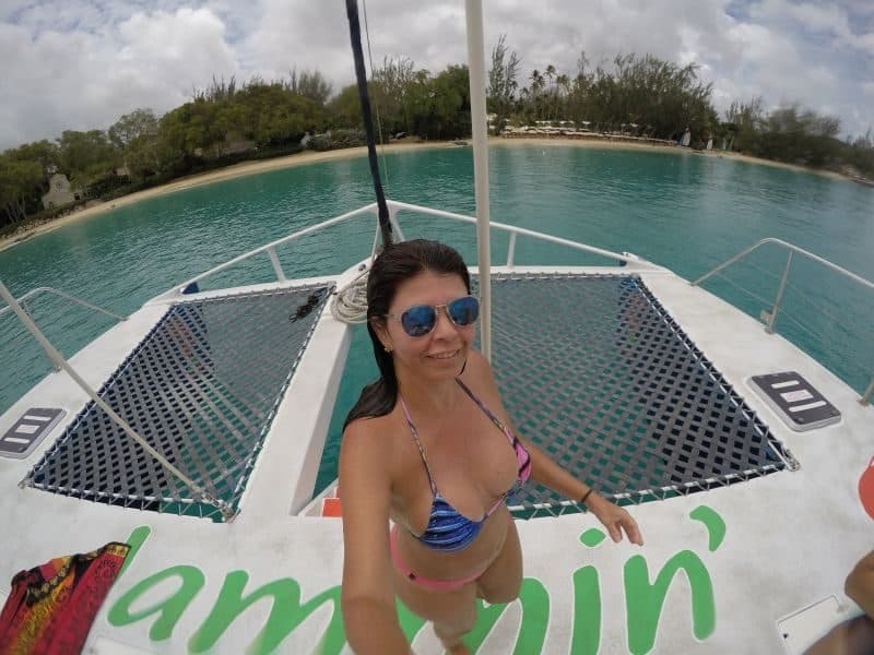 Jammin'  Catamaran Cruise em Barbados 9