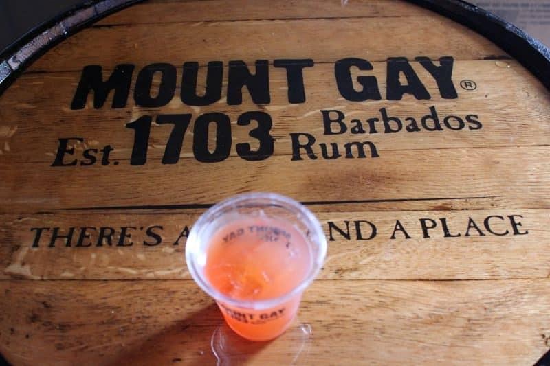 Mount Gay Rum Barbados 5
