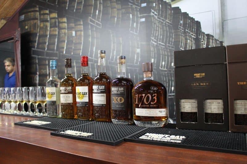 Mount Gay Rum Barbados 29