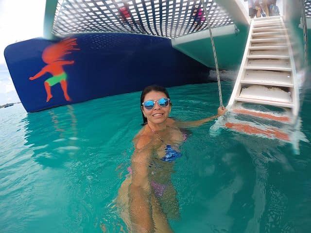 Jammin'  Catamaran Cruise em Barbados 3
