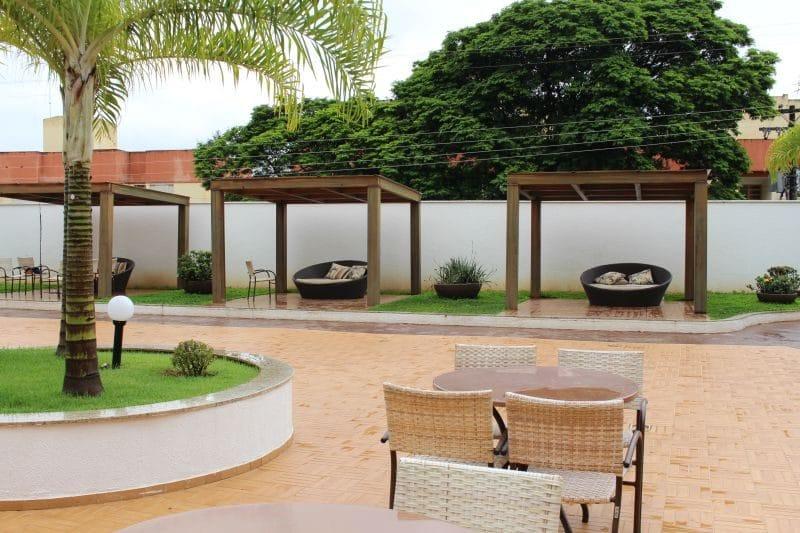 Prive Riviera Park Hotel Caldas Novas 39