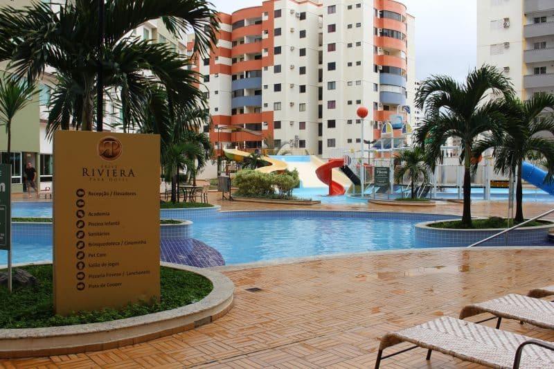 Prive Riviera Park Hotel Caldas Novas 7