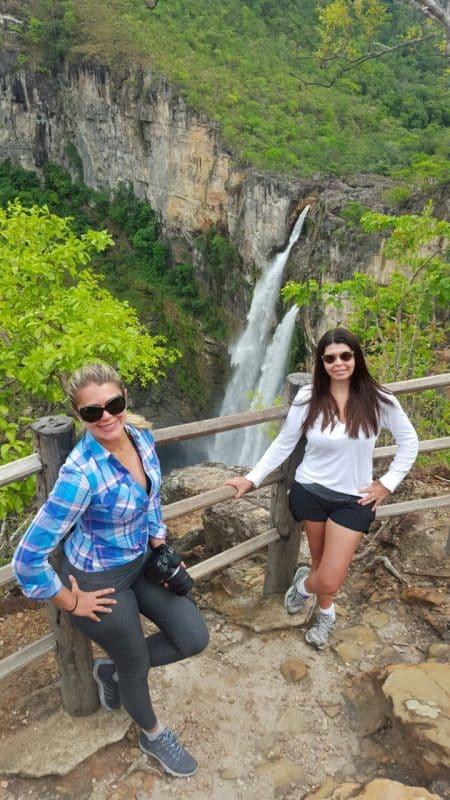 Trilhas Parque Nacional da Chapada dos Veadeiros 5