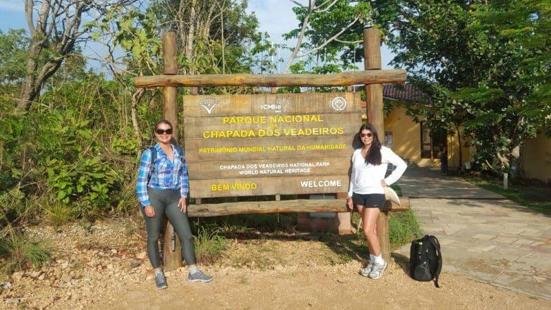 Trilhas Parque Nacional da Chapada dos Veadeiros 3