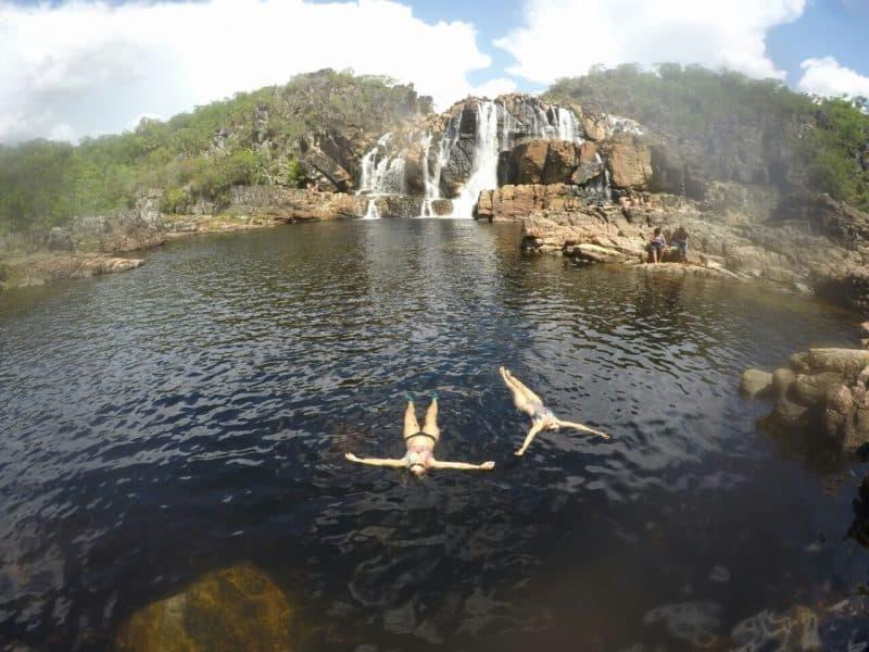 Trilhas Parque Nacional da Chapada dos Veadeiros 19