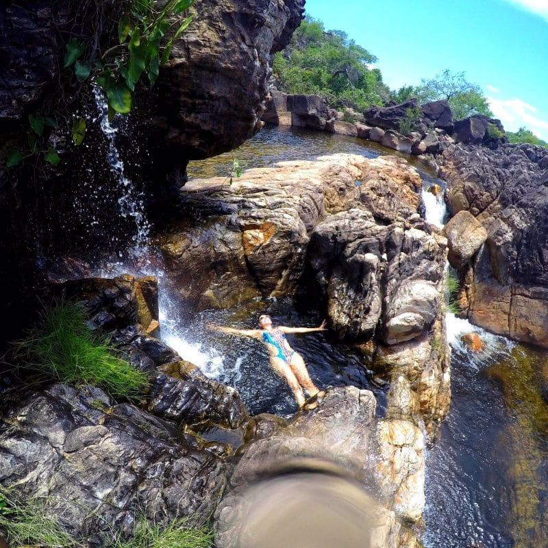 Trilhas Parque Nacional da Chapada dos Veadeiros 21