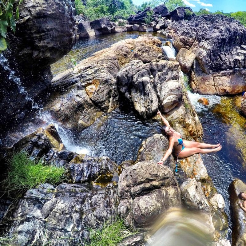 Trilhas Parque Nacional da Chapada dos Veadeiros 15