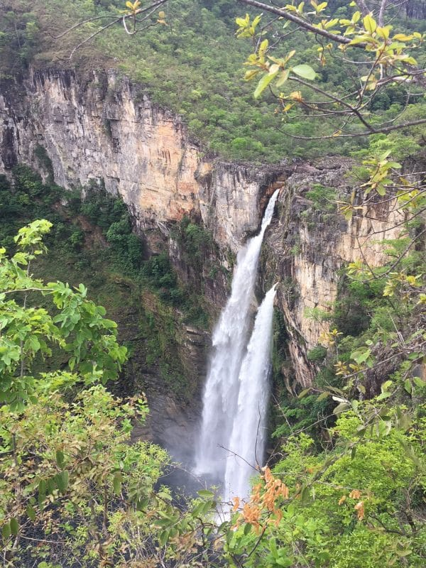 Trilhas Parque Nacional da Chapada dos Veadeiros 29