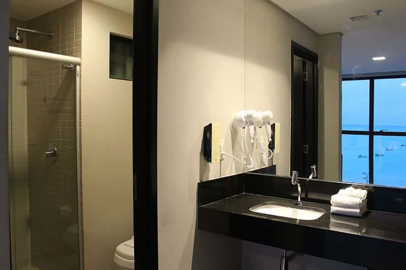 Hotel Acqua Suites em Maceió