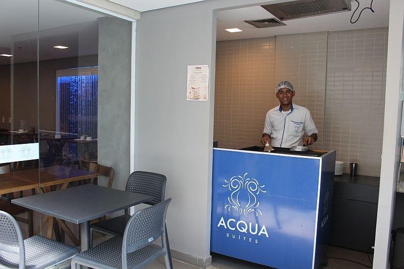 Hotel Acqua Suites Maceio