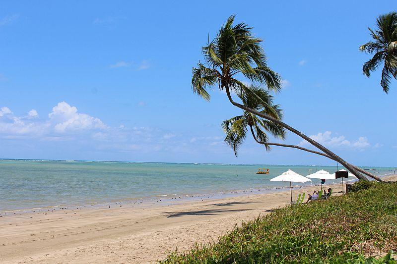 Pousada Samba Pa Ti na Praia do Patacho