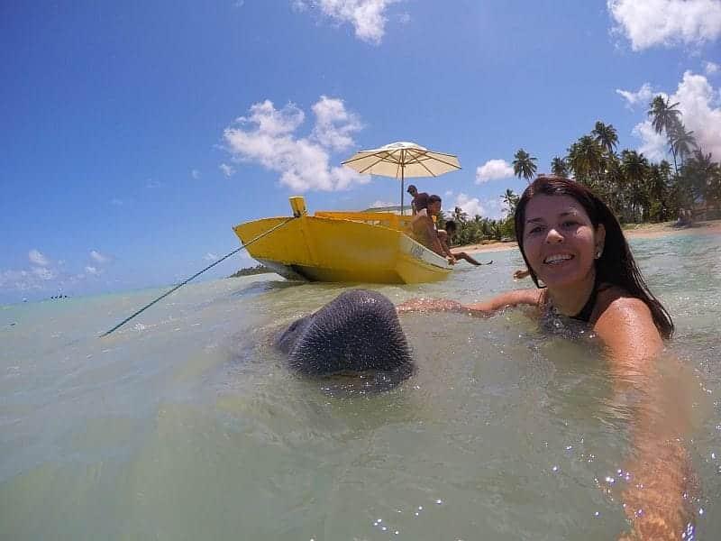 Praia do Patacho e Praia de Lages em Alagoas 25