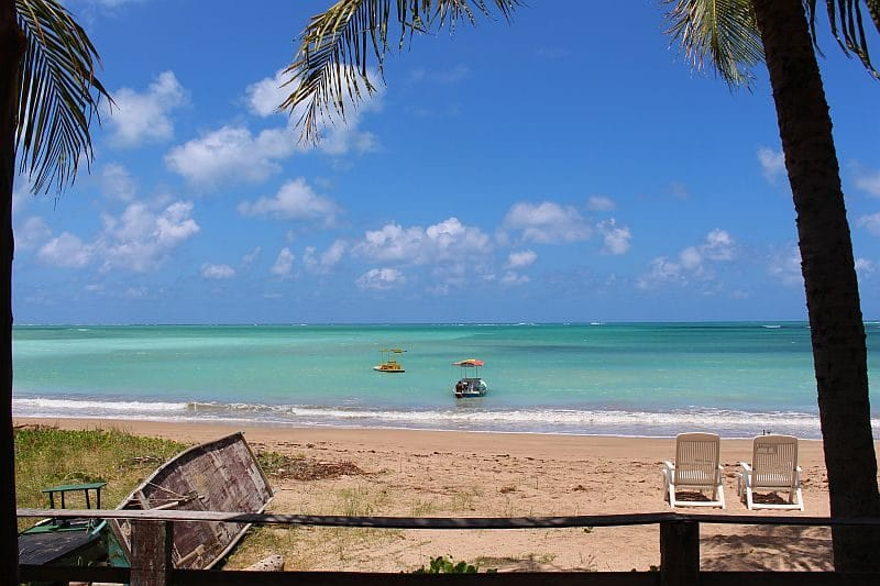 Praia do Patacho e Praia de Lages em Alagoas 33
