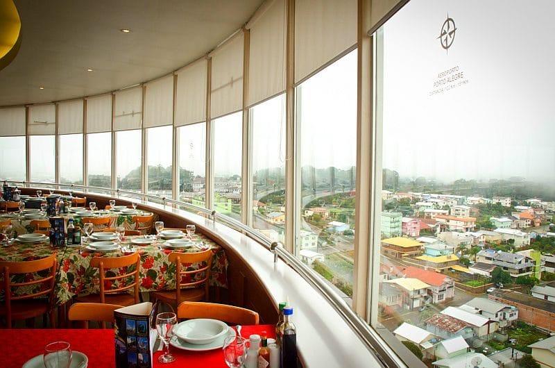 restaurante giratorio roteiro enoturismo serra gaucha