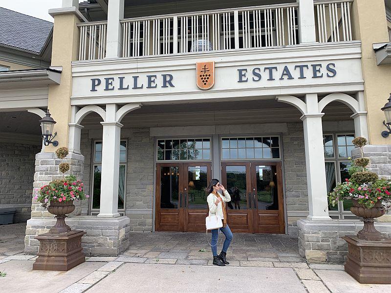 melhores vinícolas em Niagara on the Lake