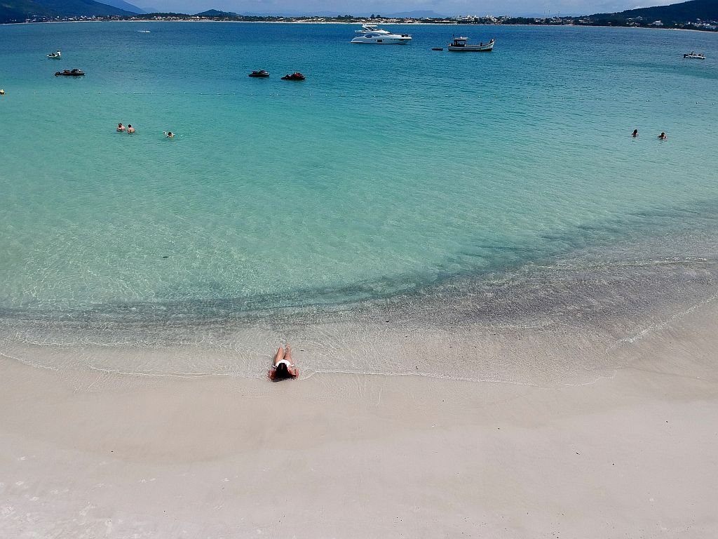 As melhores praias de Santa Catarina 15