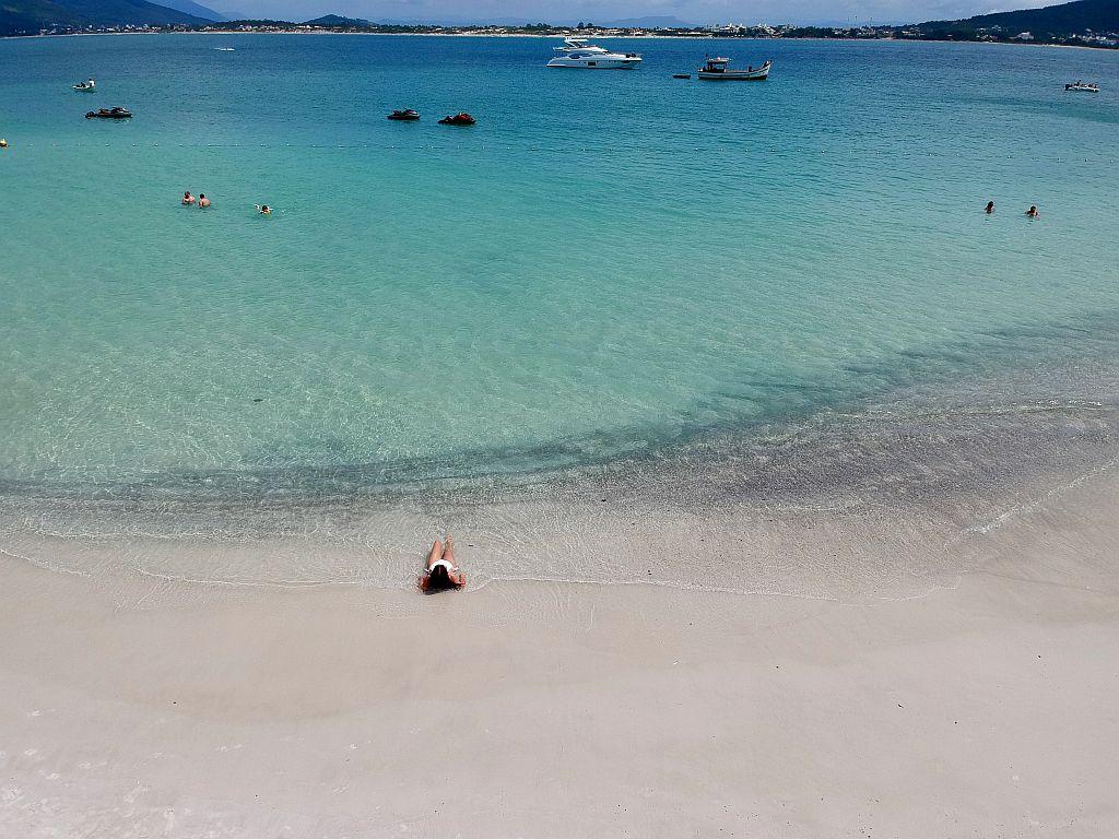 Ilha do Campeche Florianópolis