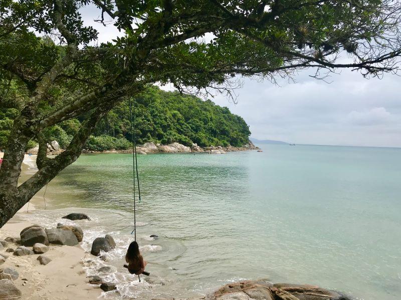 As melhores praias de Santa Catarina 9