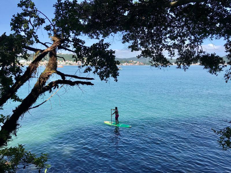 Roteiro no litoral de Santa Catarina